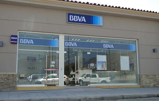Banco bbva piedra roja directorios de for Casas del banco bbva