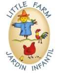Logotipo Jardín Infantil Little Farm